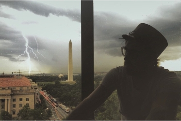 Lightning, Bradley. Photo by Laura Burhenn.
