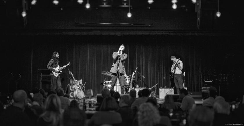 Hamilton Leithauser + band at AMP (Oct. 2, 2015).